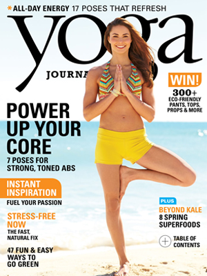 YogaJournalJune