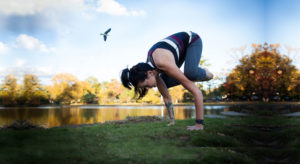 Power Yoga for Sports - Contact Gwen