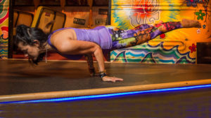 Power Yoga for Sports Live with Gwen Lawrence
