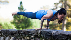 Gwen Lawrence Power Yoga for Sports Videos