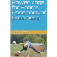 Power Yoga for Sports for Athletes Pose Book