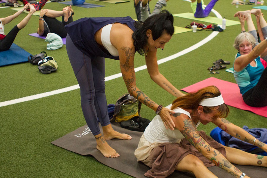Gwen Lawrence 200 Hour Yoga Teacher Training