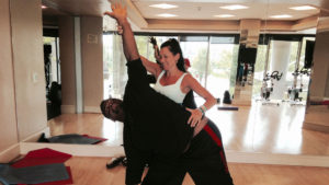 Gwen Lawrence - Power Yoga for Sports